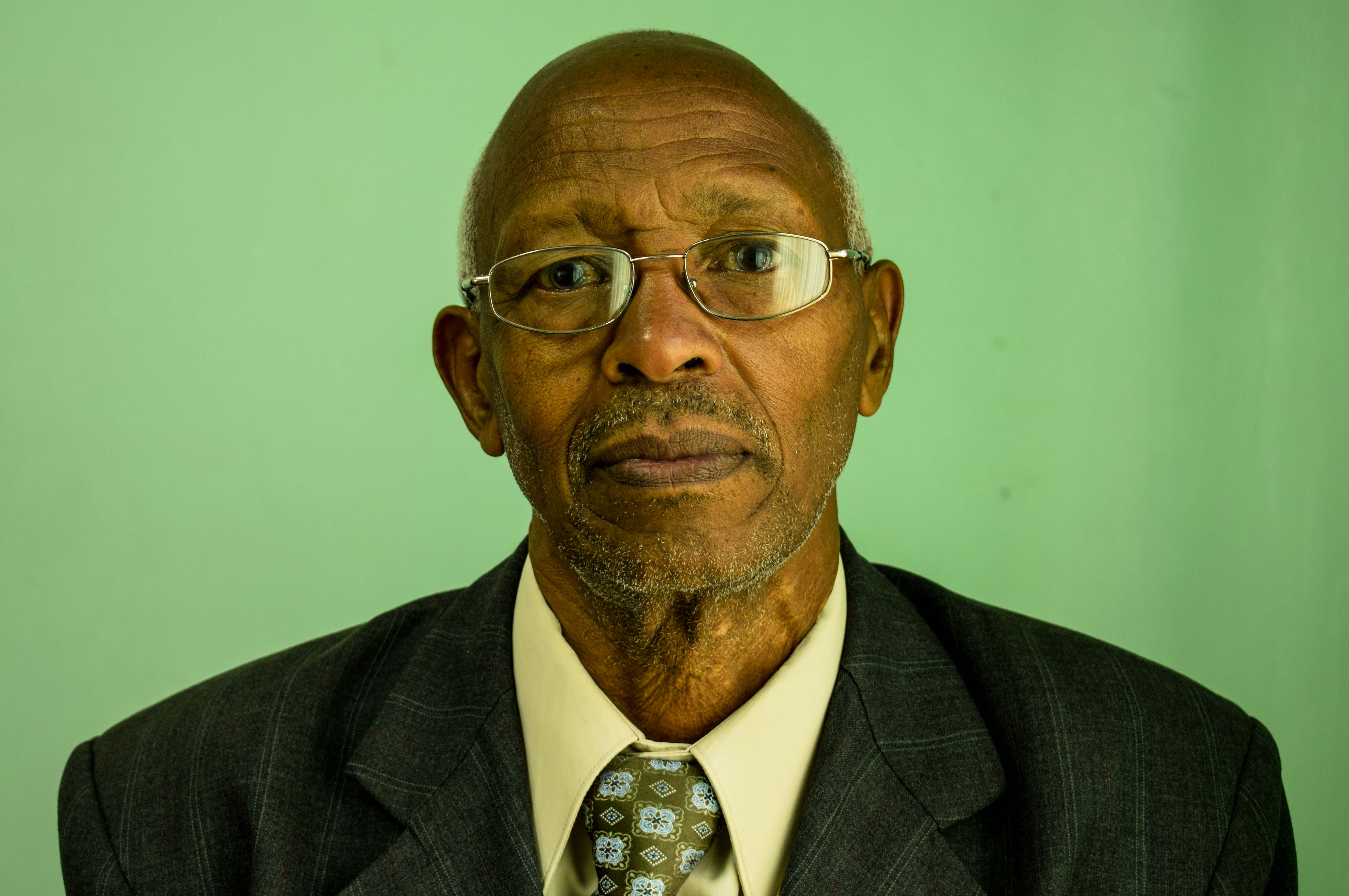 Rev. Francis Mbutu