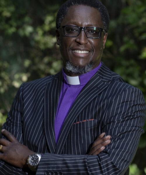 Rev. Tony Kiamah